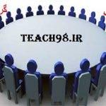 روش تدریس بحث گروهی