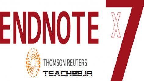 دانلود Endnote X7.5 Build 9325 - نرم افزار جامع مدیریت اطلاعات و کرک شده