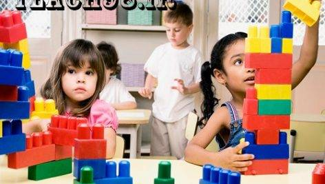 بازی کلاسی برای دانش آموزان ابتدایی