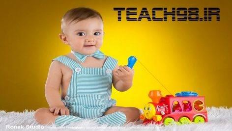 پاورپوینت آموزشی بچه ها چگونه مودب می شوند؟