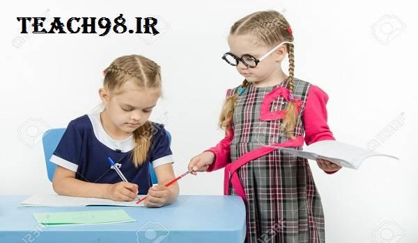 31 طرح و روش املای آموزشی برای کلاس اول ابتدایی