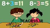 طرح درس ریاضی دوم ابتدایی-جمع های با انتقال