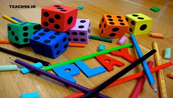بازی های پنج دقیقه ای در کلاس