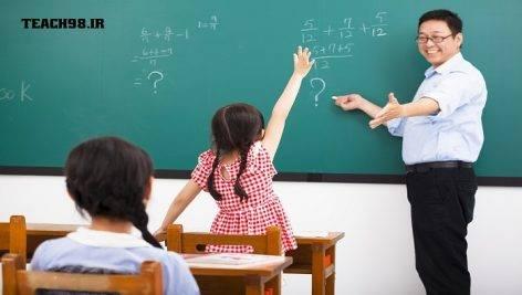 ویژگی های معلم