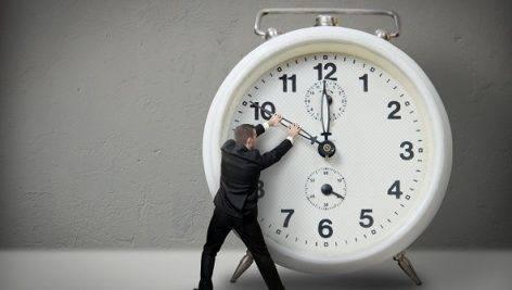 مدیریت زمان در کلاس درس